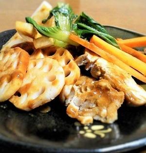 酢味噌和え(レとチ)