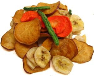 乾燥野菜たち