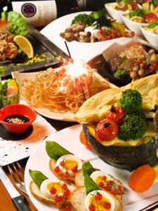 器ごと食す野菜料理